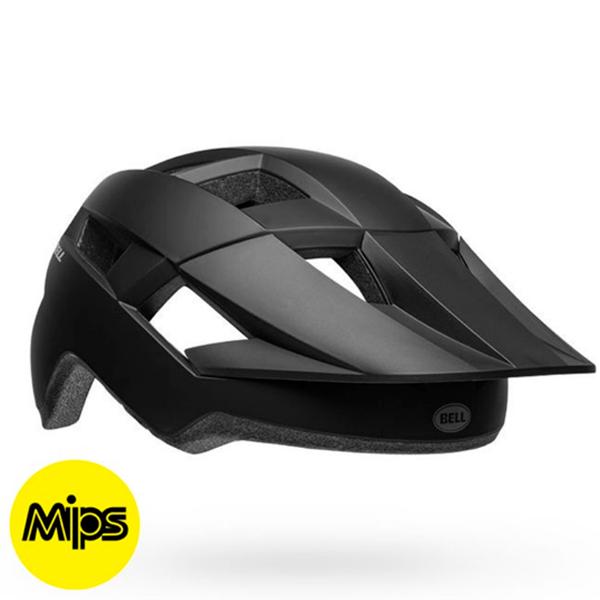 carnivalbikes-Casco-Bell-Spark-Mips-Mat-Blk-Universal-Adulto-distribuidor-mtb-enduro-downhill-chile
