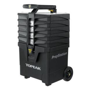 Estacion-Prepstation-Topeak-Con-Herramientas-distribuidor-chile-taller-mecanico ciclismo