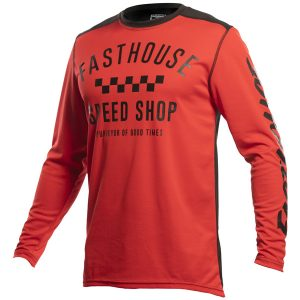 Jersey-Fasthouse-Carbon-Red-black-chile-distribuidor-mtb-downhill-enduro