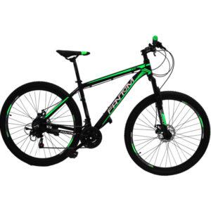 carnivalbikes-Bicicleta-275-Mtb-Fantom-Alum-Disco-Negra-verde-distribuidor-tienda-ciclismo-chile-bici