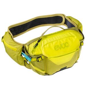 carnivalbikes-Banano-Evoc-Hip-Pack-Pro-3l1.5l-Blad-Sulphur-moss-Green-distribuidor-chile-mtb-enduro-hidratacion-ciclismo