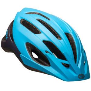 carnivalbikes-Casco-Bell-Crest-Mat-negro-celeste-light-blue-distribuidor-chile-ciclismo-mtb-bicicleta