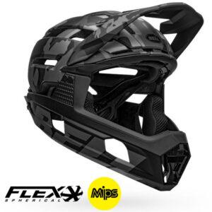carnivalbikes-Casco-Bell-Super-Air-R-Flex-Mips-Camo-distribuidor-chile-mtb-enduro-downhill-ciclismo-new